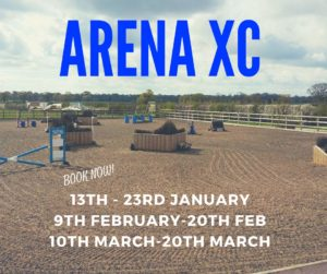 ARENAXC jan-march dates